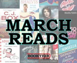 BookTrib - March Reads