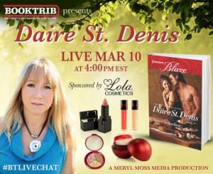 Live Interview with Daire St Denis and Sweet Seduction