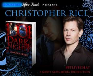 Christopher Rice on BookTrib After Dark