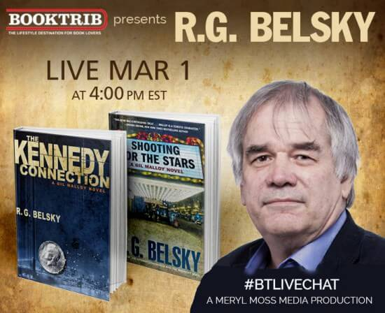 R.G. Belsky and Shooting for the Stars