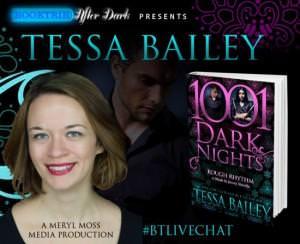 Tessa Bailey and Rough Rhythm – BookTrib After Dark