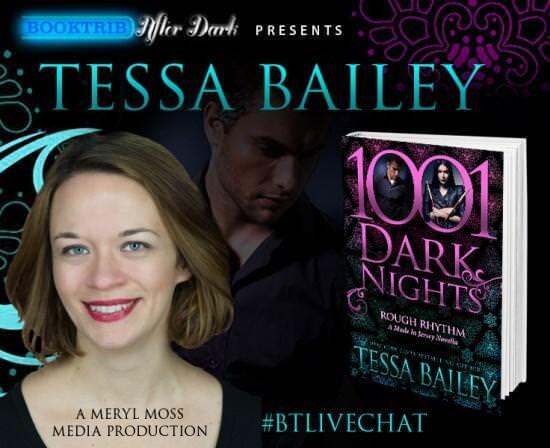 BookTrib LiveChat - Tessa Bailey