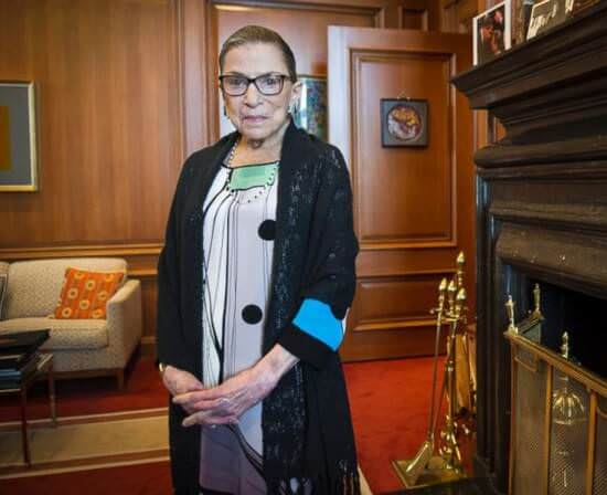 Ruth Bader Ginsburg - The Notorious RBG