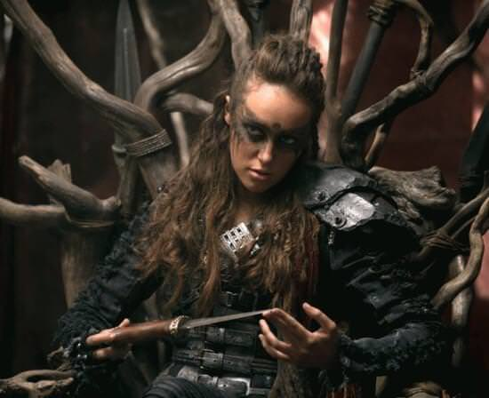 The 100 - TV Show Spoliers