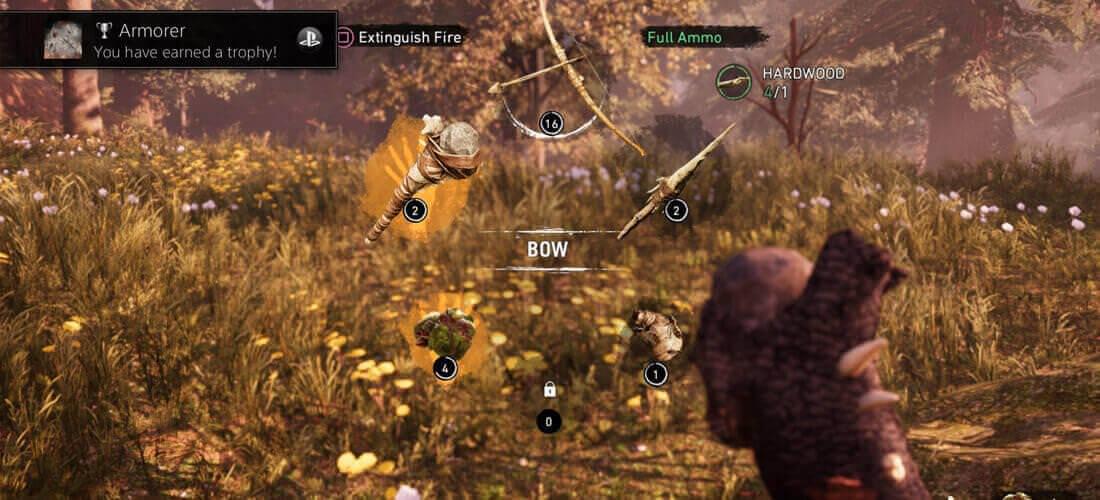 Far Cry Primal - Armorer Achievement