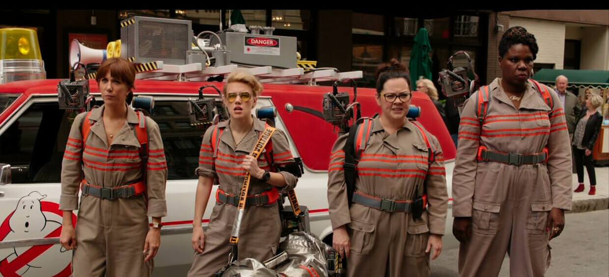 Are the Ghostbusters for Real – This Movie Cant Be This Bad