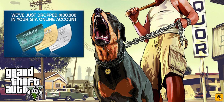 Grand Theft Auto V – Bonus Cash