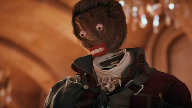Look Ma No Face - Assassins Creed