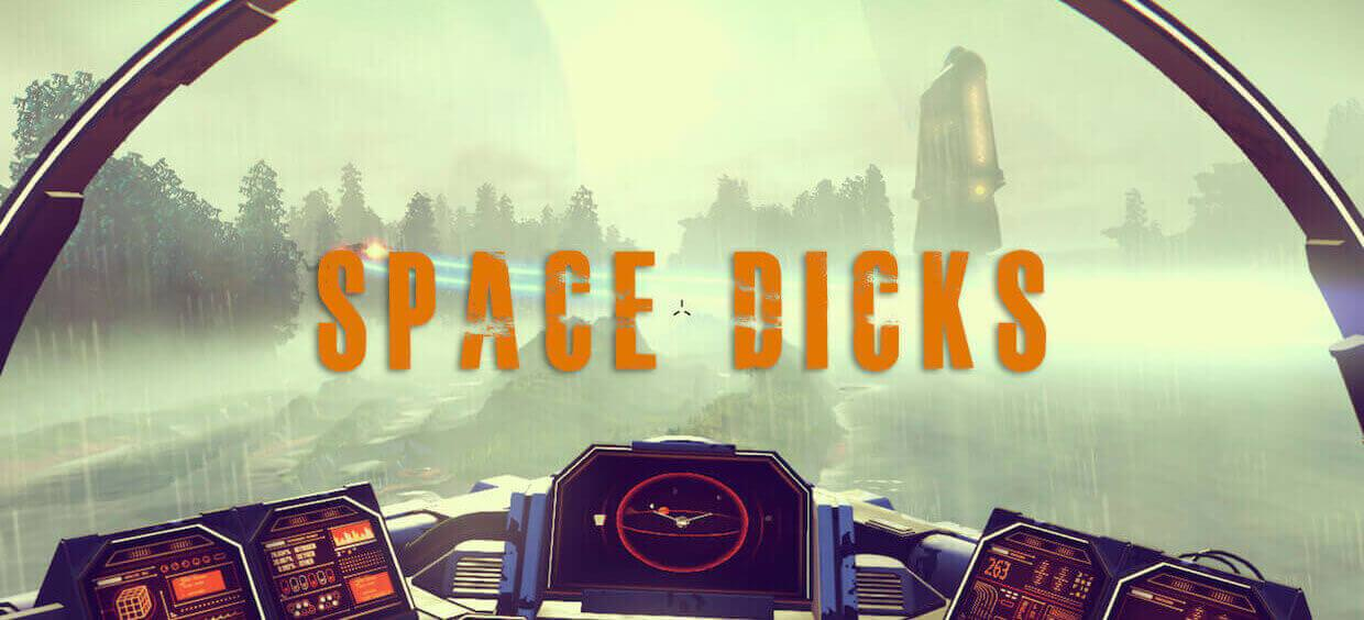 The Very Real Adventures of Space Dicks