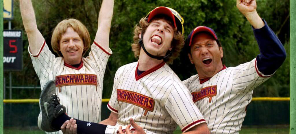 benchwarmers - Enter movie hell