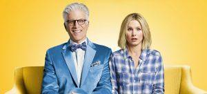 The Good Place – Kristen Bell & Ted Danson – Is it Heaven?