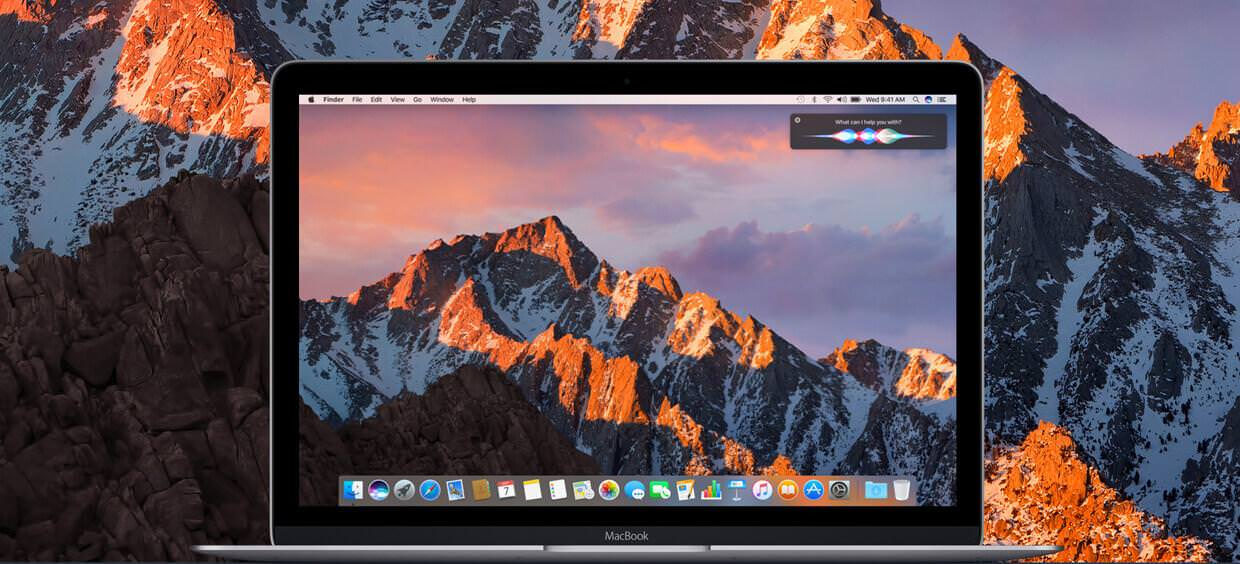 MacOS Sierra – New Shiny OS – No Big New Features